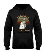 Vintage Seagulls Stop It Now Shirt Hooded Sweatshirt thumbnail