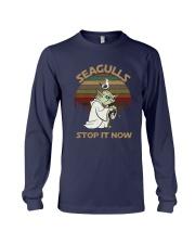 Vintage Seagulls Stop It Now Shirt Long Sleeve Tee thumbnail
