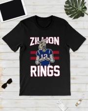 Goat 12 Zillion Rings Shirt Classic T-Shirt lifestyle-mens-crewneck-front-17