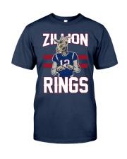 Goat 12 Zillion Rings Shirt Classic T-Shirt tile