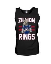 Goat 12 Zillion Rings Shirt Unisex Tank thumbnail