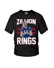 Goat 12 Zillion Rings Shirt Youth T-Shirt thumbnail