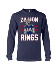 Goat 12 Zillion Rings Shirt Long Sleeve Tee thumbnail