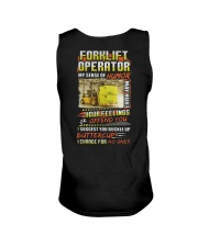 Forklift Operator My Sense Of Humor Feelings Shirt Unisex Tank thumbnail