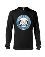 Titties And Busch That's Why I'm Here Shirt Long Sleeve Tee thumbnail