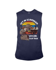 Vintage Get In Scavenger We're Going To Eat Shirt Sleeveless Tee thumbnail