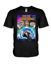 Hocus Pocus Trump Witch Hunt Shirt V-Neck T-Shirt thumbnail