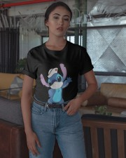 Stitch Nurse Tattoo Shirt Classic T-Shirt apparel-classic-tshirt-lifestyle-05