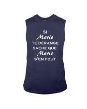 Si Marie Te Dérange Sache Que Marie S'en Shirt Sleeveless Tee thumbnail