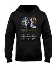 42 Years Of Star Wars 1977 2019 Signatures Shirt Hooded Sweatshirt thumbnail