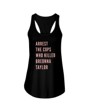 Arrest The Cops That Killed Breonna Shirt Ladies Flowy Tank thumbnail