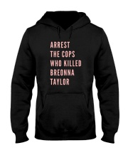 Arrest The Cops That Killed Breonna Shirt Hooded Sweatshirt thumbnail