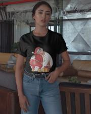 Santa Butt Scan This Shirt Classic T-Shirt apparel-classic-tshirt-lifestyle-05