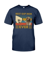 Vintage Best Gsp Mom Ever Shirt Classic T-Shirt tile