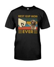 Vintage Best Gsp Mom Ever Shirt Premium Fit Mens Tee thumbnail