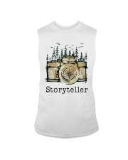Camera Storyteller Shirt Sleeveless Tee thumbnail