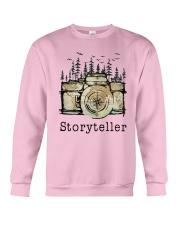Camera Storyteller Shirt Crewneck Sweatshirt thumbnail