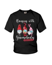 Hanging With Gnomebody Quanratinelife Shirt Youth T-Shirt thumbnail