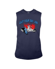 Quit Your Day Job Shirt Sleeveless Tee tile