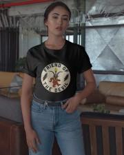 Friend Of The Devil Shirt Classic T-Shirt apparel-classic-tshirt-lifestyle-05