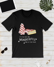 Christmas It's The Most Wonderful Time Shirt Classic T-Shirt lifestyle-mens-crewneck-front-17