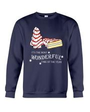 Christmas It's The Most Wonderful Time Shirt Crewneck Sweatshirt thumbnail