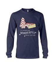 Christmas It's The Most Wonderful Time Shirt Long Sleeve Tee thumbnail