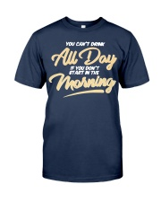 Can T Drink All Day Barstool Shirt Classic T-Shirt tile