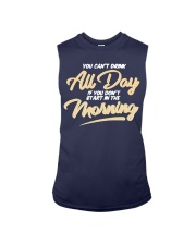 Can T Drink All Day Barstool Shirt Sleeveless Tee thumbnail