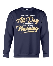 Can T Drink All Day Barstool Shirt Crewneck Sweatshirt tile