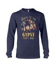 Back To The Gypsy That I Was Shirt Long Sleeve Tee thumbnail