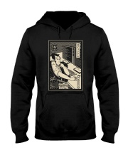 Samurai Programmer Shirt Hooded Sweatshirt thumbnail