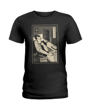 Samurai Programmer Shirt Ladies T-Shirt thumbnail