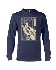 Samurai Programmer Shirt Long Sleeve Tee tile