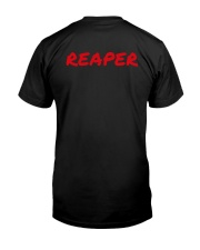 Breaking Point Reaper Shirt Classic T-Shirt back