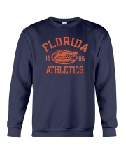 Blue Shirt In Football Crewneck Sweatshirt thumbnail