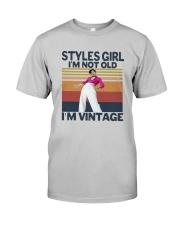Harry Styles Girl Im Not Old Im Vintage Shirt Classic T-Shirt tile