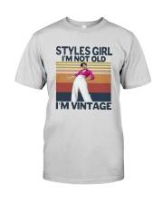 Harry Styles Girl Im Not Old Im Vintage Shirt Premium Fit Mens Tee thumbnail