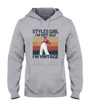Harry Styles Girl Im Not Old Im Vintage Shirt Hooded Sweatshirt thumbnail