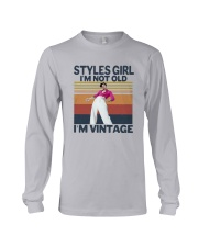 Harry Styles Girl Im Not Old Im Vintage Shirt Long Sleeve Tee thumbnail
