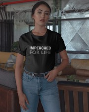 Impeached For Life Shirt Classic T-Shirt apparel-classic-tshirt-lifestyle-05