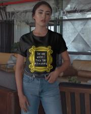 The One Where I Teach Tiny Humans Shirt Classic T-Shirt apparel-classic-tshirt-lifestyle-05