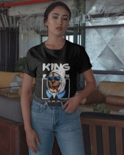 Bulldog King Of The Street Shirt Classic T-Shirt apparel-classic-tshirt-lifestyle-05