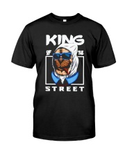Bulldog King Of The Street Shirt Classic T-Shirt front