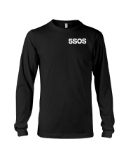 5 Seconds Of Summer Wildflower Shirt Long Sleeve Tee thumbnail