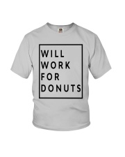 Jeb Bush Will Work For Donuts Shirt Youth T-Shirt tile