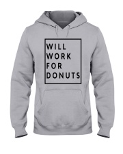 Jeb Bush Will Work For Donuts Shirt Hooded Sweatshirt tile