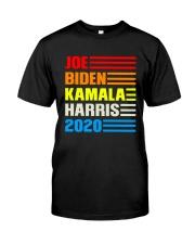 Joe Biden Kamala Harris 2020 Shirt Classic T-Shirt front