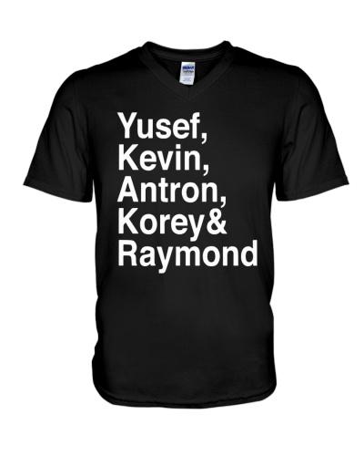 Yusef Kevin Shirt