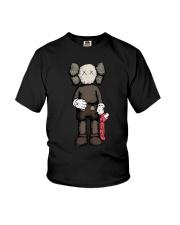 Uniqlo Kaws T Shirt Youth T-Shirt thumbnail